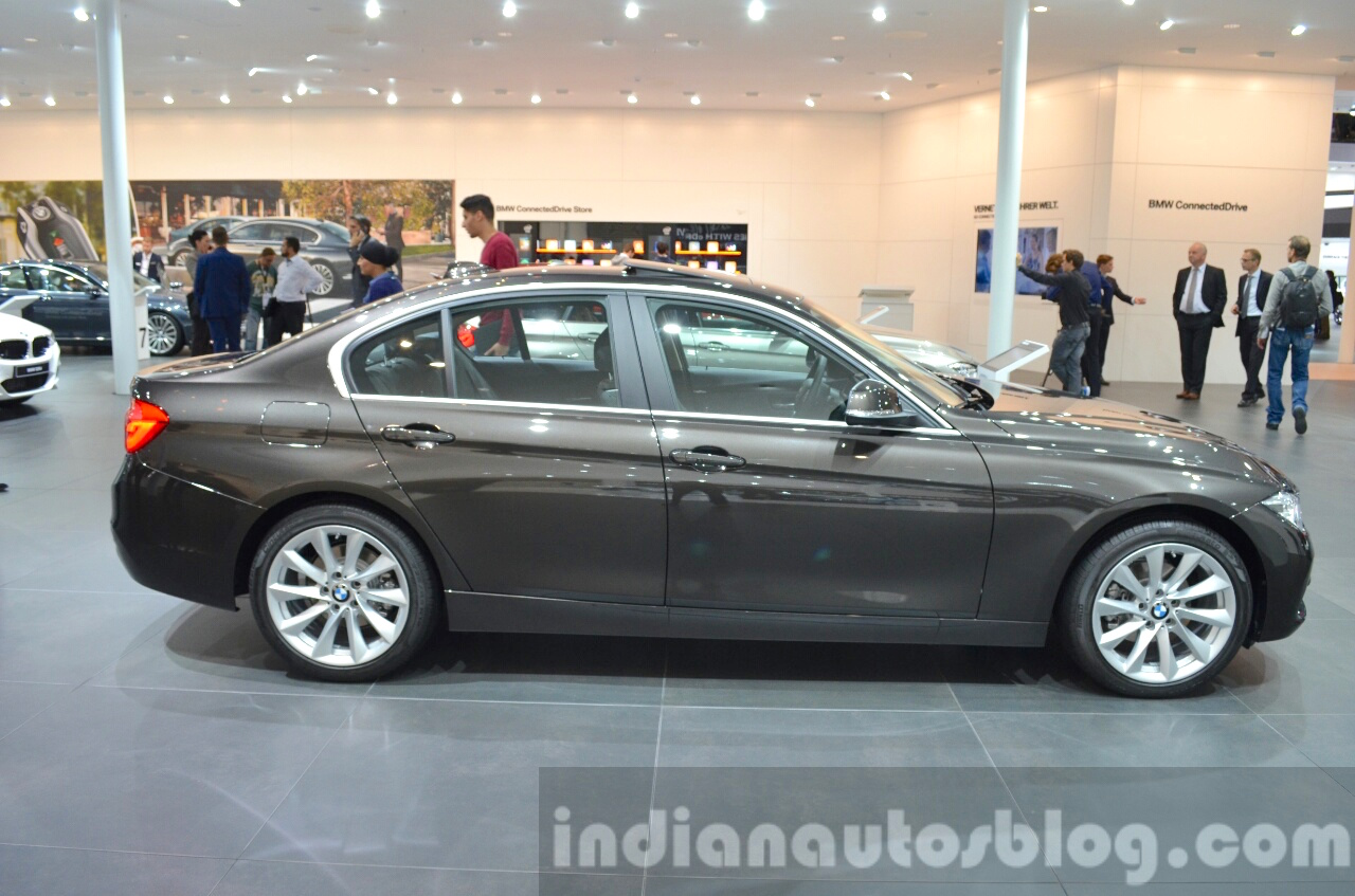 2016 bmw 3 series side facelift at the iaa 2015. Black Bedroom Furniture Sets. Home Design Ideas