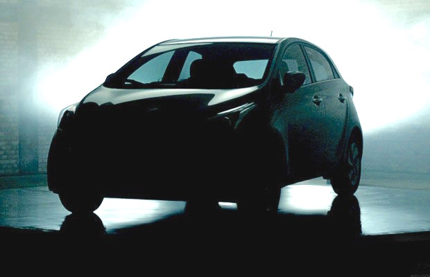 2016 Hyundai HB20 teaser released