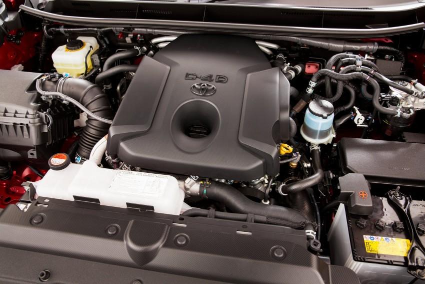 2016 Toyota Prado engine launched in Australia