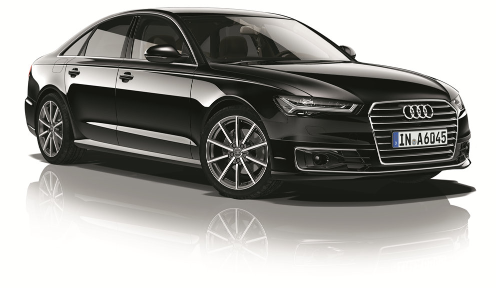 Audi A6 35 TFSI, entry level petrol variant, launched in India.