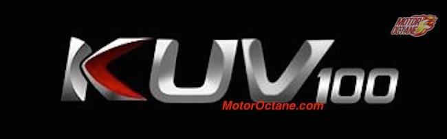 Mahindra KUV100 logo