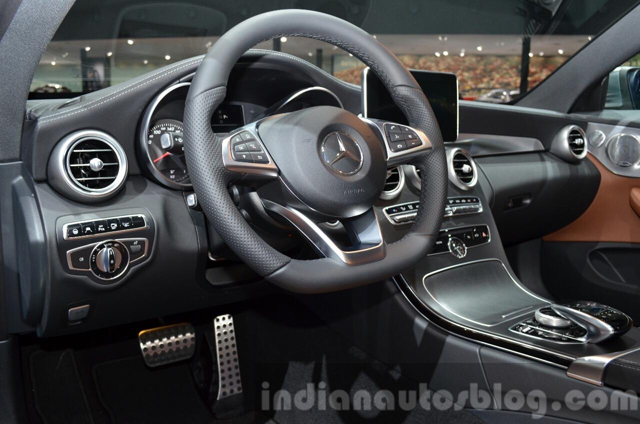 2016 Mercedes C Class Coupe Amg C63 Coupe Frankfurt Live