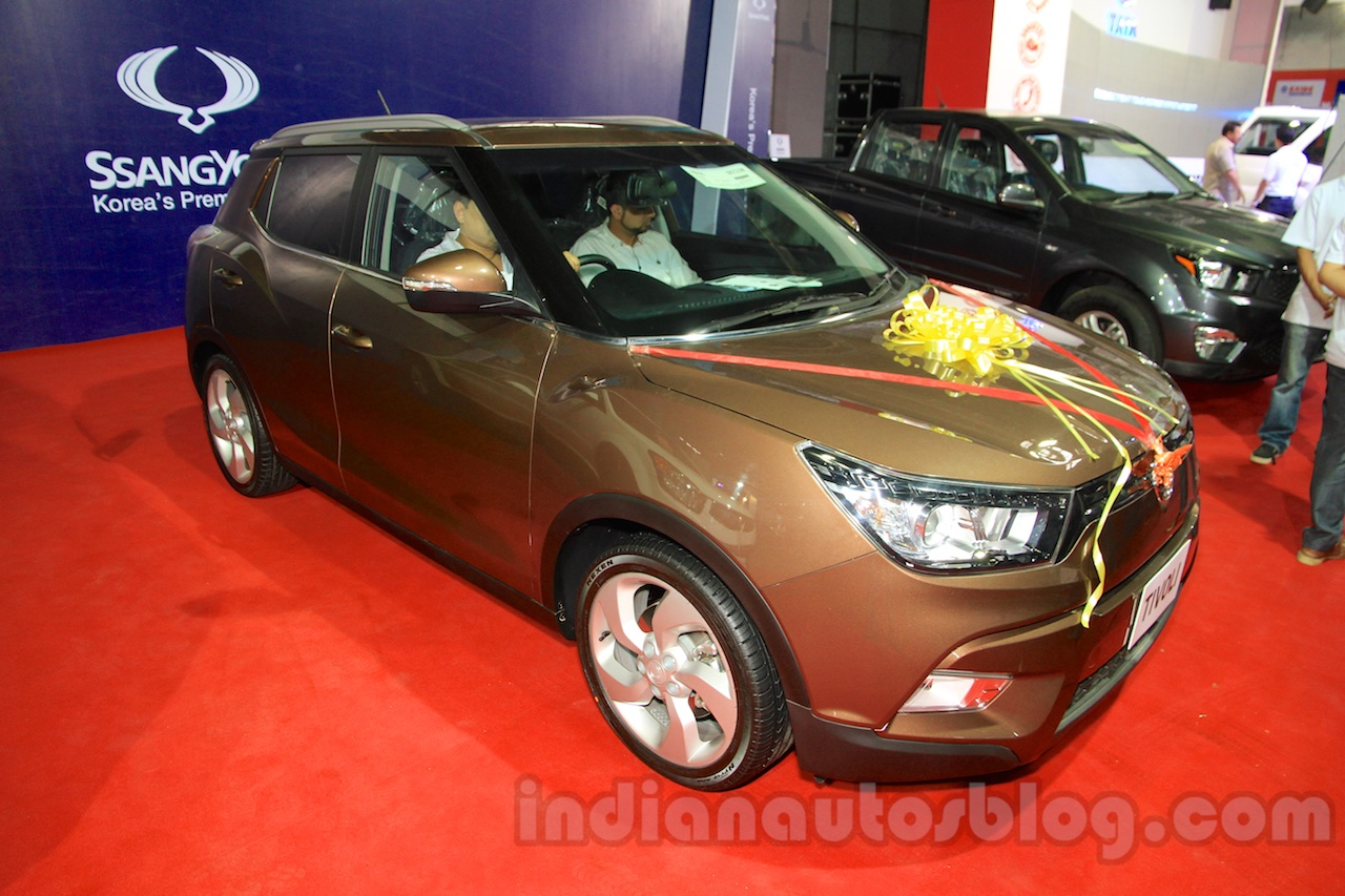 Mahindra S201 Compact Suv Confirmed Report