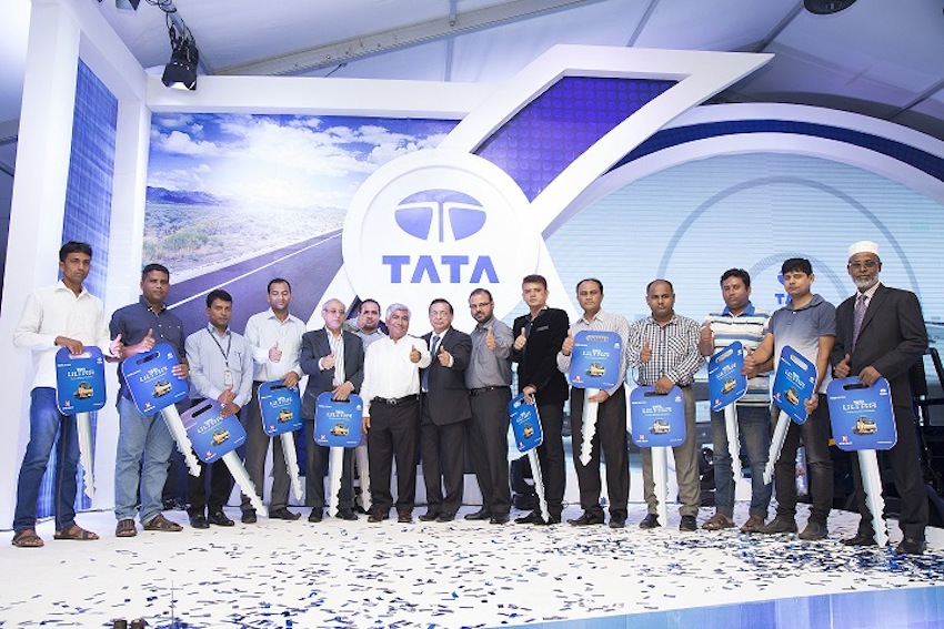 Tata Ultra launched in Bangladesh through Nitol Motors Limited