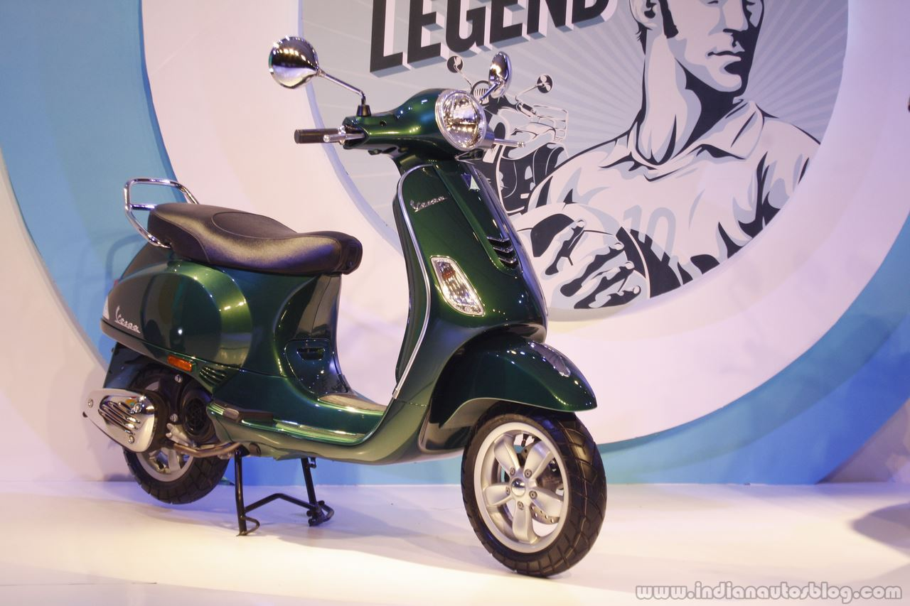 Vespa Elegante 150 special Edition launched at INR 95,077