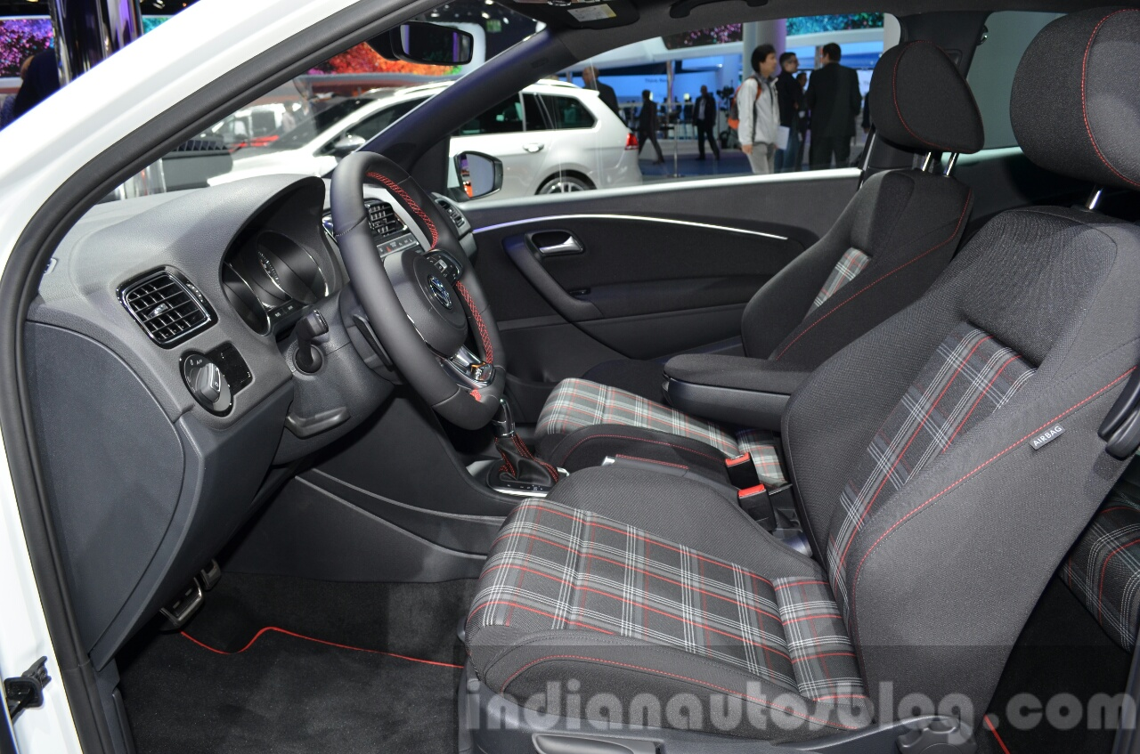 India Bound Vw Polo Gti 2015 Frankfurt Motor Show Live