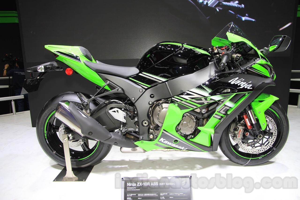 2016 Kawasaki Ninja Zx 10r 2015 Tokyo Motor Show