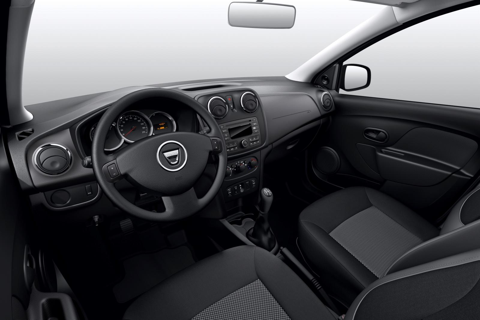 Dacia Sandero Music interior unveiled