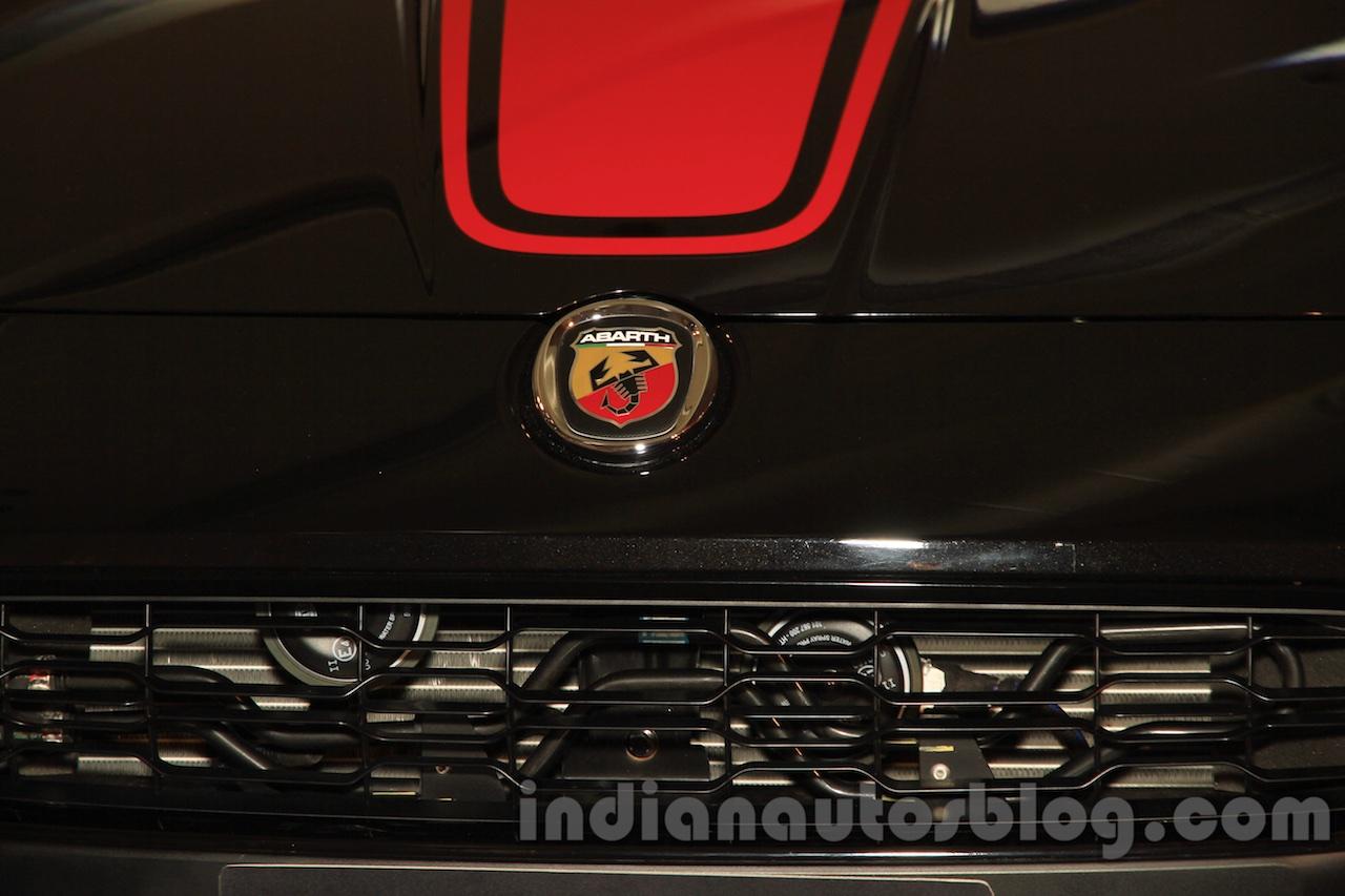 Fiat Abarth Punto Abarth logo