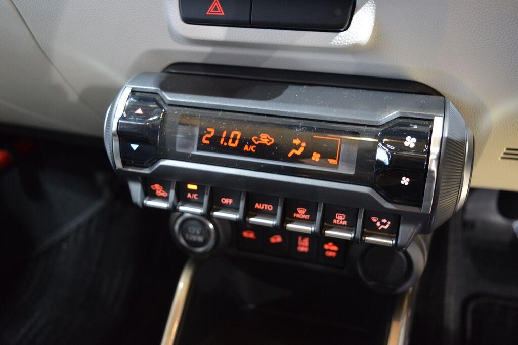 Suzuki Ignis AC At 2015 Tokyo Motor Show