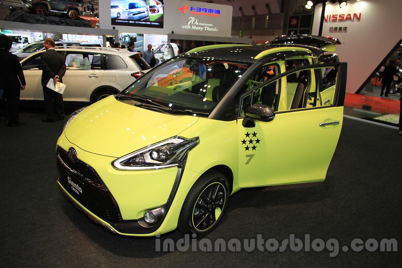 2016 Toyota Sienta Mini Mpv Launched In Malaysia