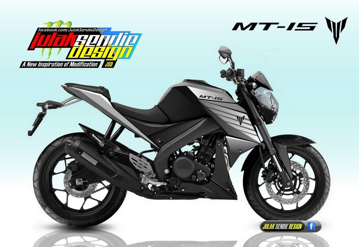 Yamaha MT-15 Could Look Like A KTM Duke