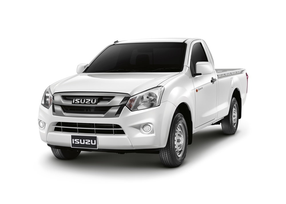 2016 Isuzu D-Max (facelift) single cab launched in Thailand