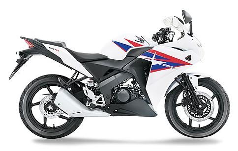 Honda CBR150 white Pakistan