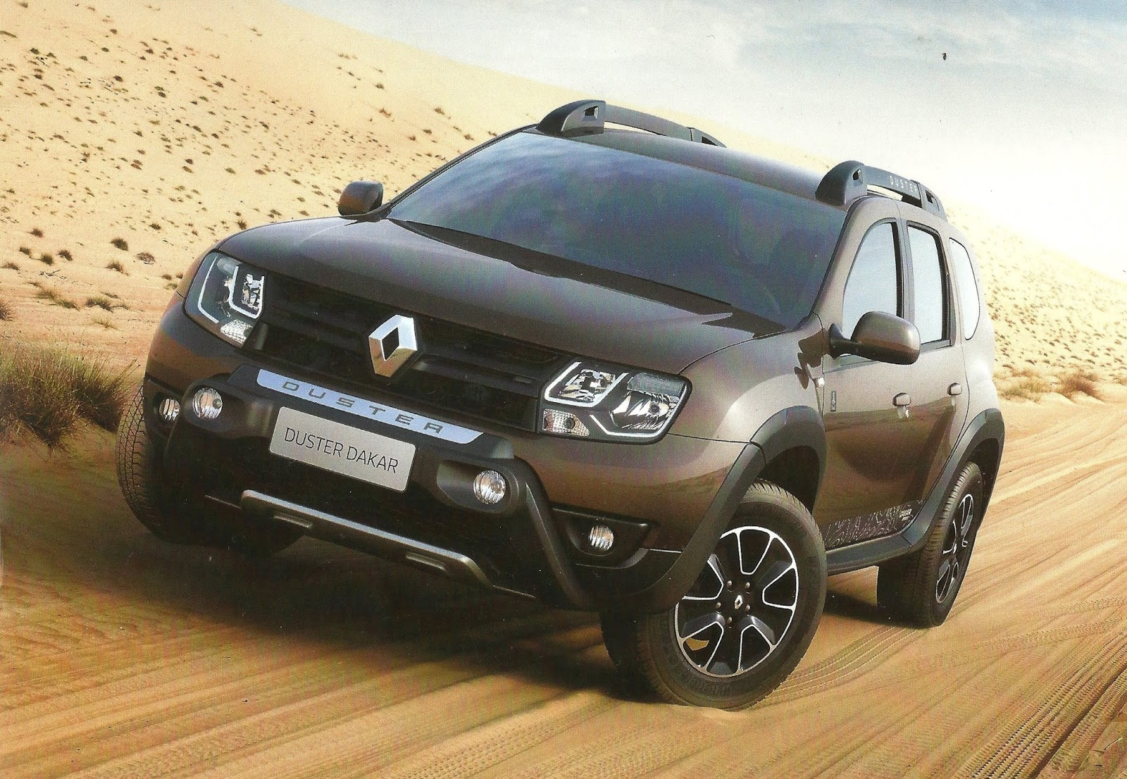 Dacia Duster Suv 2018 >> Renault Duster Dakar Edition to launch in Brazil this month