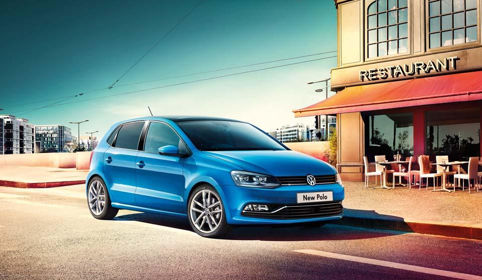 2015 VW Polo UK-spec