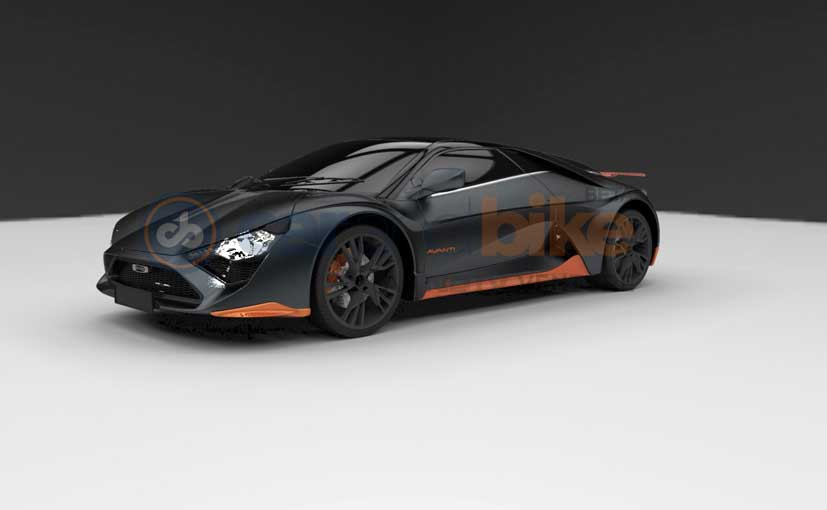 DC Avanti 310 Limited Edition front three quarter launched