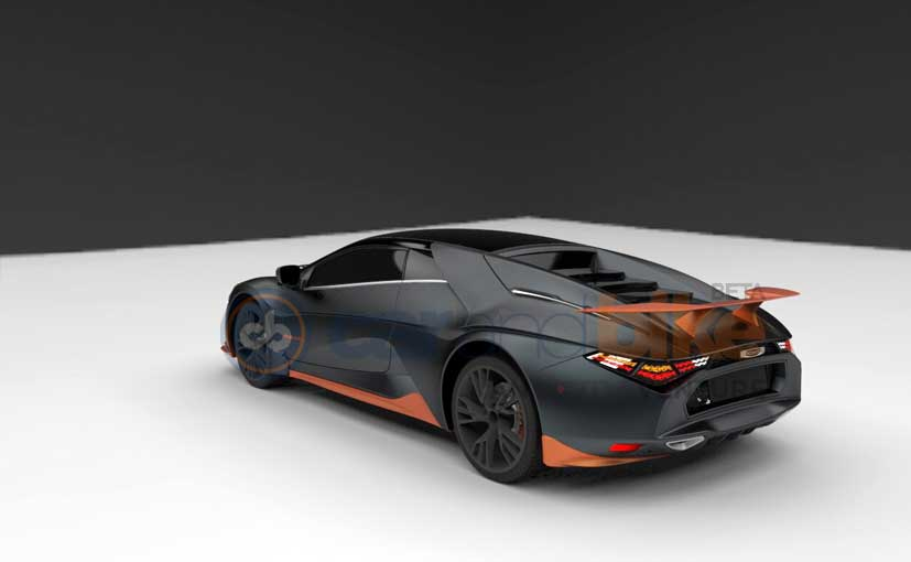 DC Avanti 310 Limited Edition rear three quarter launched