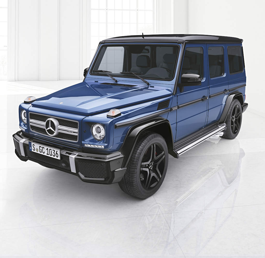 Designo-Manufaktur-for-G-Class-front-three-quarters