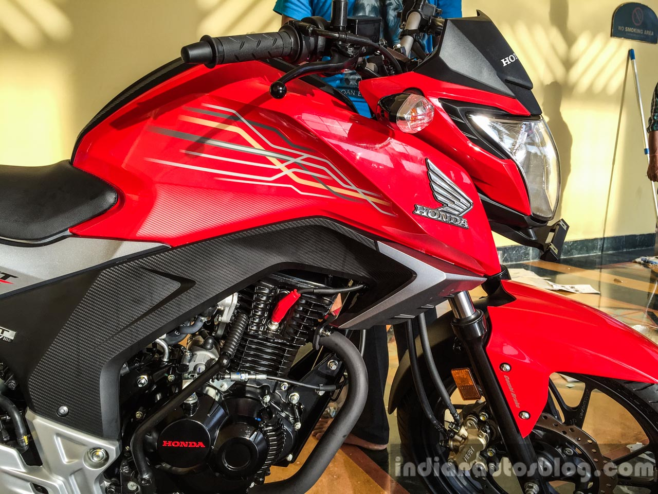 Honda Cb Hornet 160r Launched At Inr 79 900