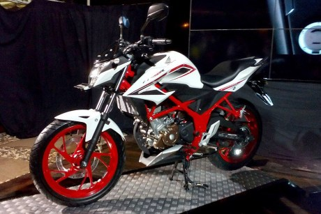 Honda CB150R StreetFire Special Edition white launched in Indonesia