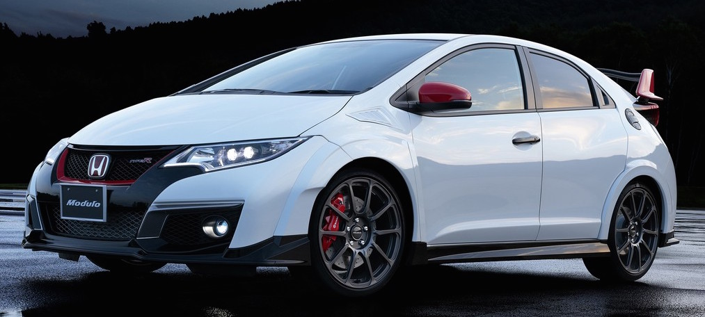 Honda Civic Type R Modulo for 2016 TAS