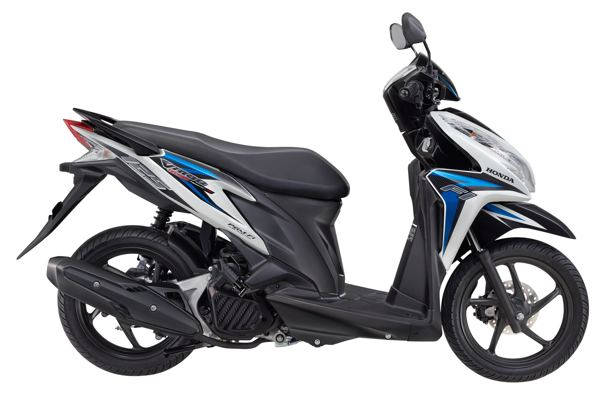Honda Vario side Indonesia