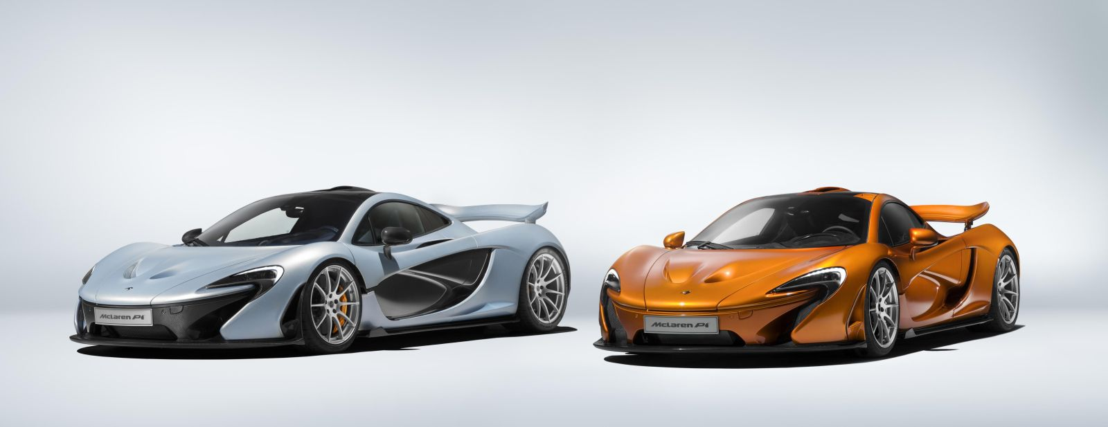 McLaren P1 first and last units