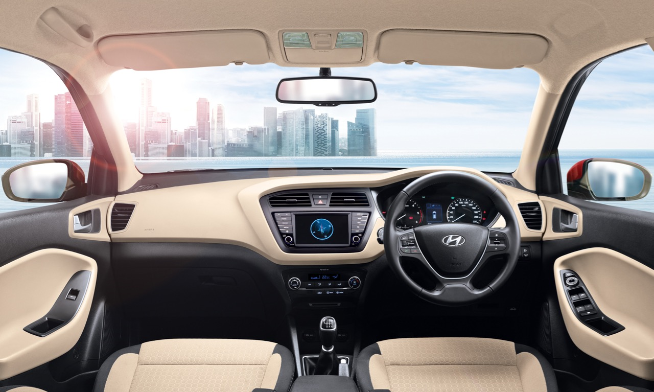 2016 Hyundai Elite I20 Dashboard Unveiled