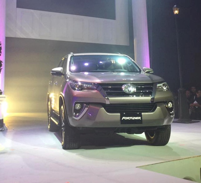 All New Toyota Fortuner Launched In Philippines