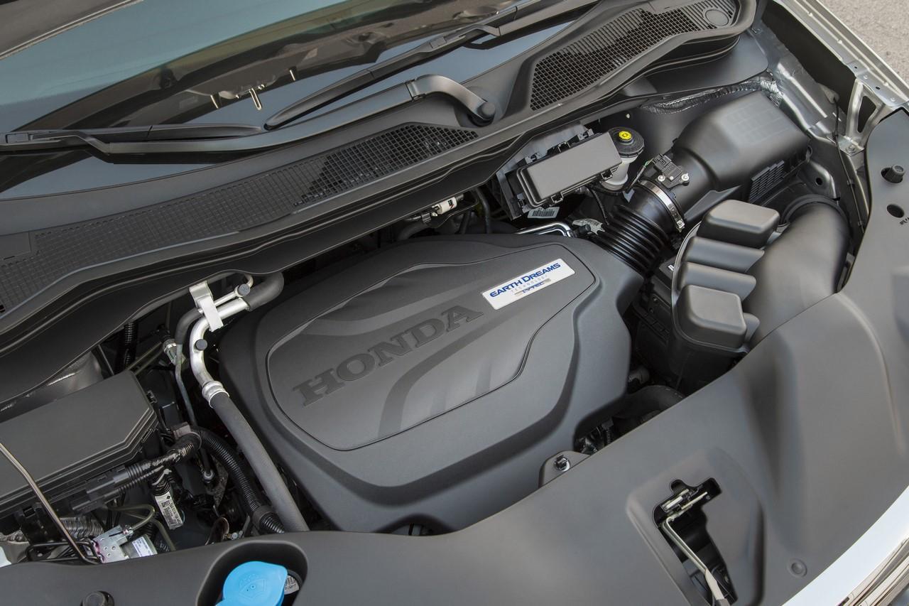 2017 Honda Ridgeline 3.5L V6 engine