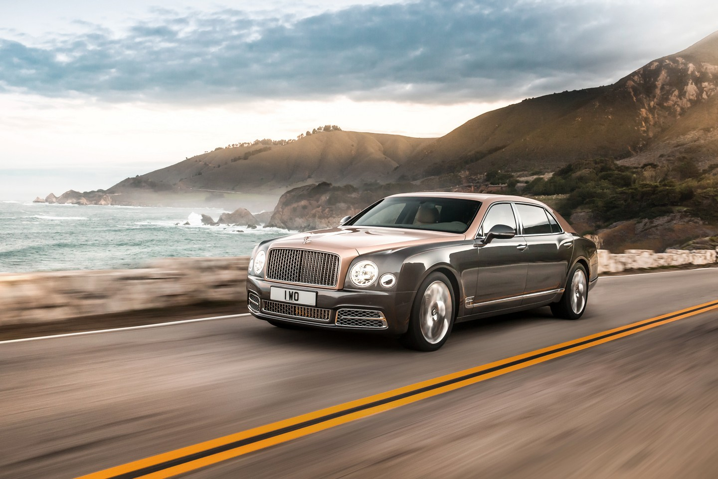 2016 Bentley Mulsanne facelift