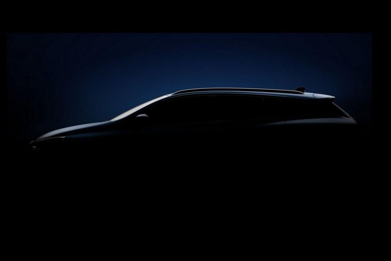 2016 Renault Megane Estate teaser