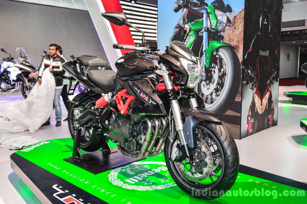 Benelli TNT 600i ABS, Benelli TNT 600GT ABS