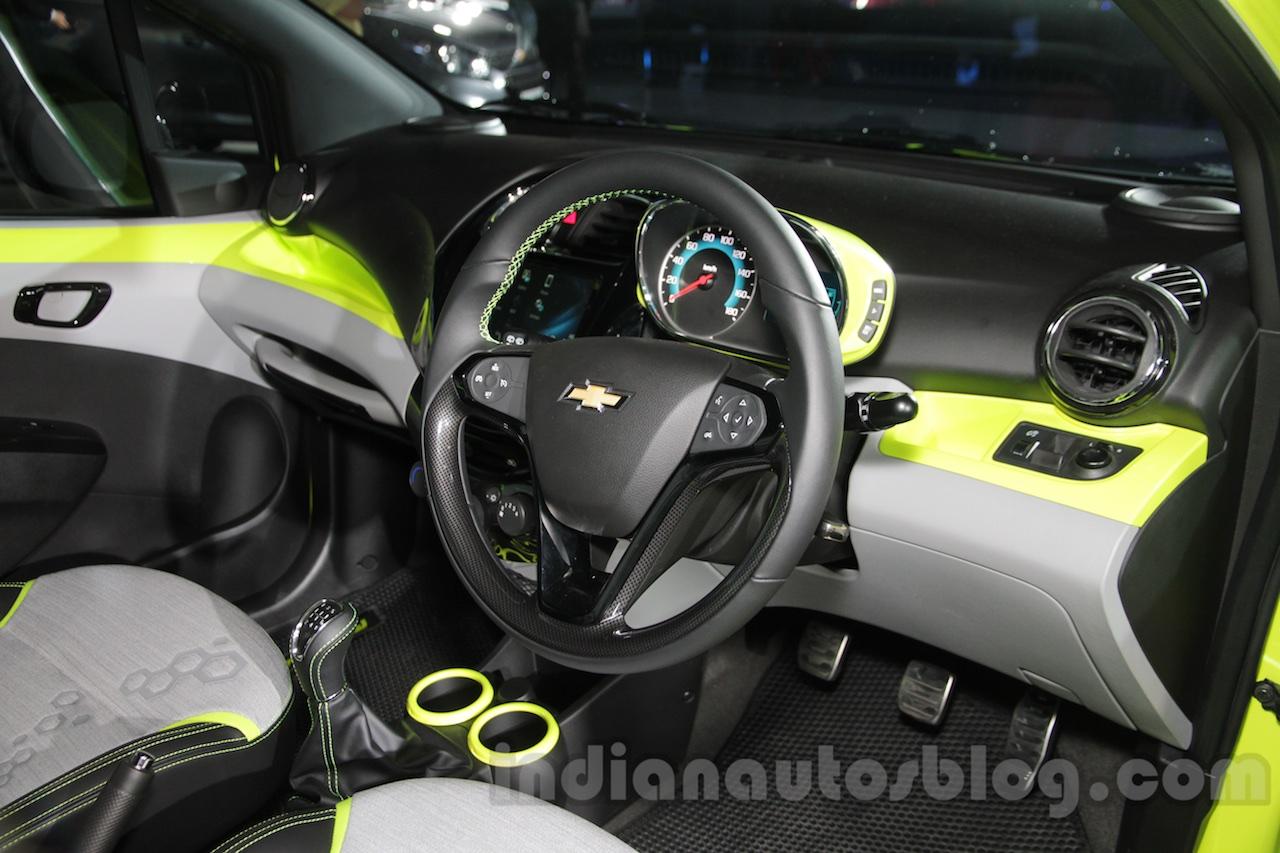 Chevrolet Beat Activ Concept Vs Reality