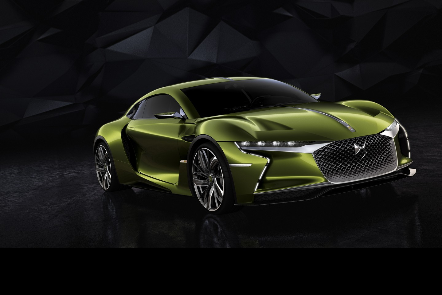 DS E-Tense press image