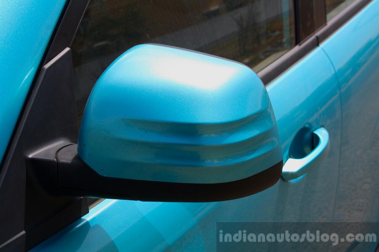 Mahindra KUV100 1.2 Diesel (D75) ORVM Full Drive Review