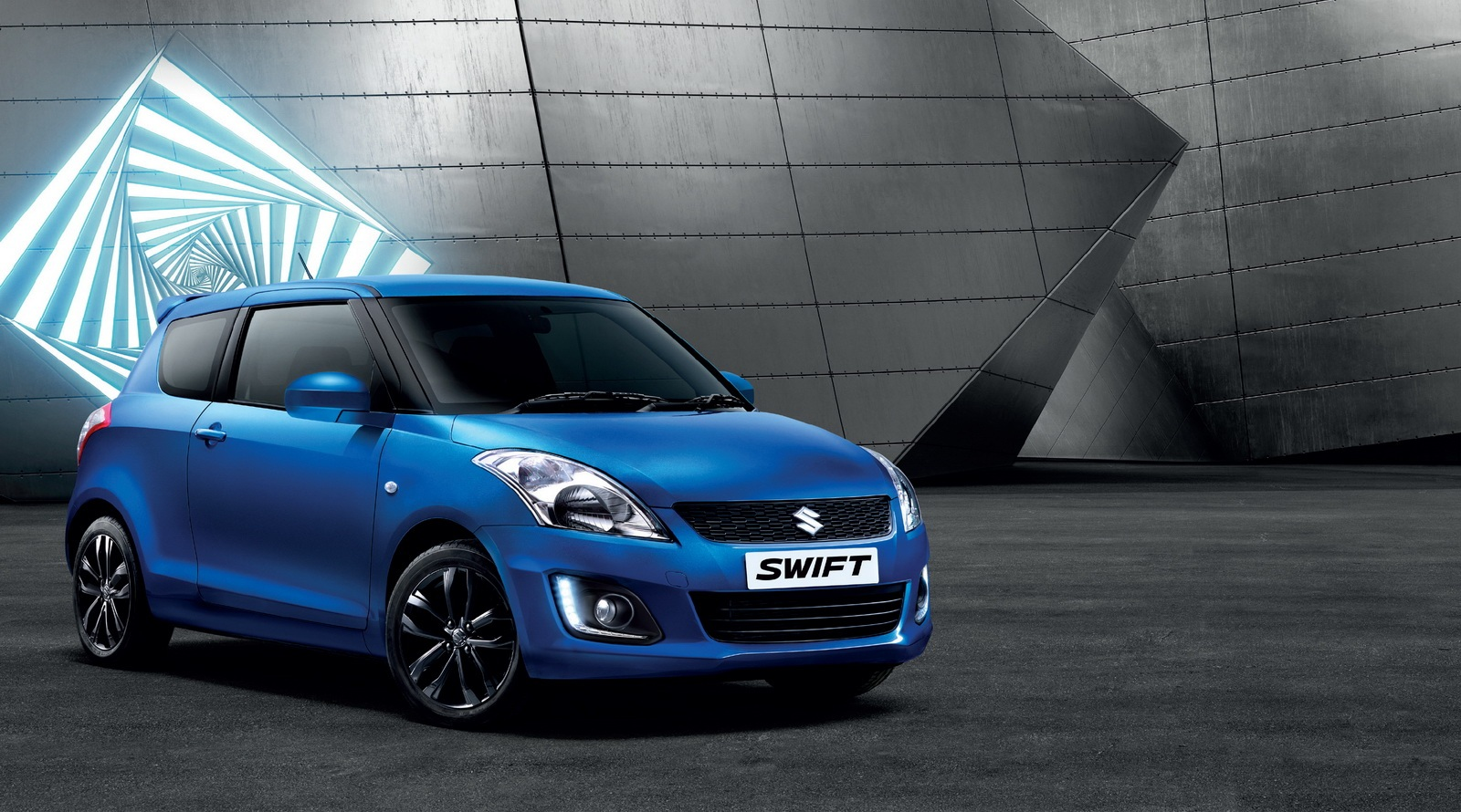 Suzuki Swift SZ-L Special Edition front launched UK