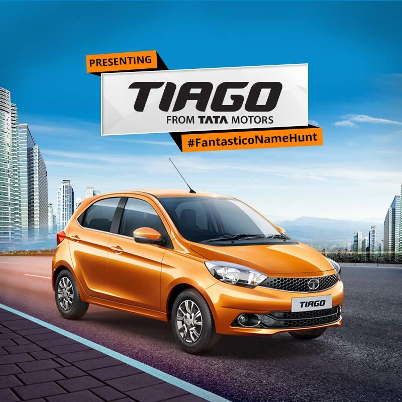Tata Tiago re-name poster