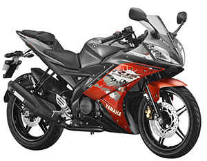 Yamaha R15 V2 Adrenaline Red launched
