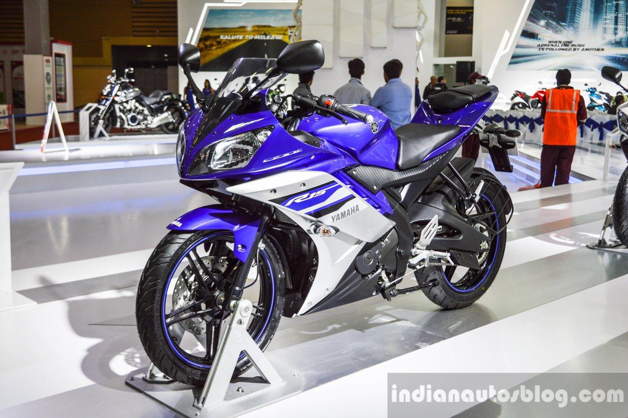 Yamaha YZF-R15 V2 0 vs Yamaha YZF-R15 V3 0 - Spec comparison