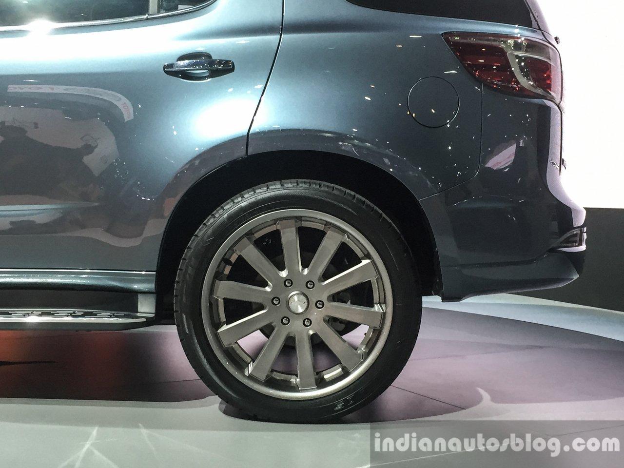 2016 Chevrolet Trailblazer Premier (facelift) wheel at 2016 BIMS