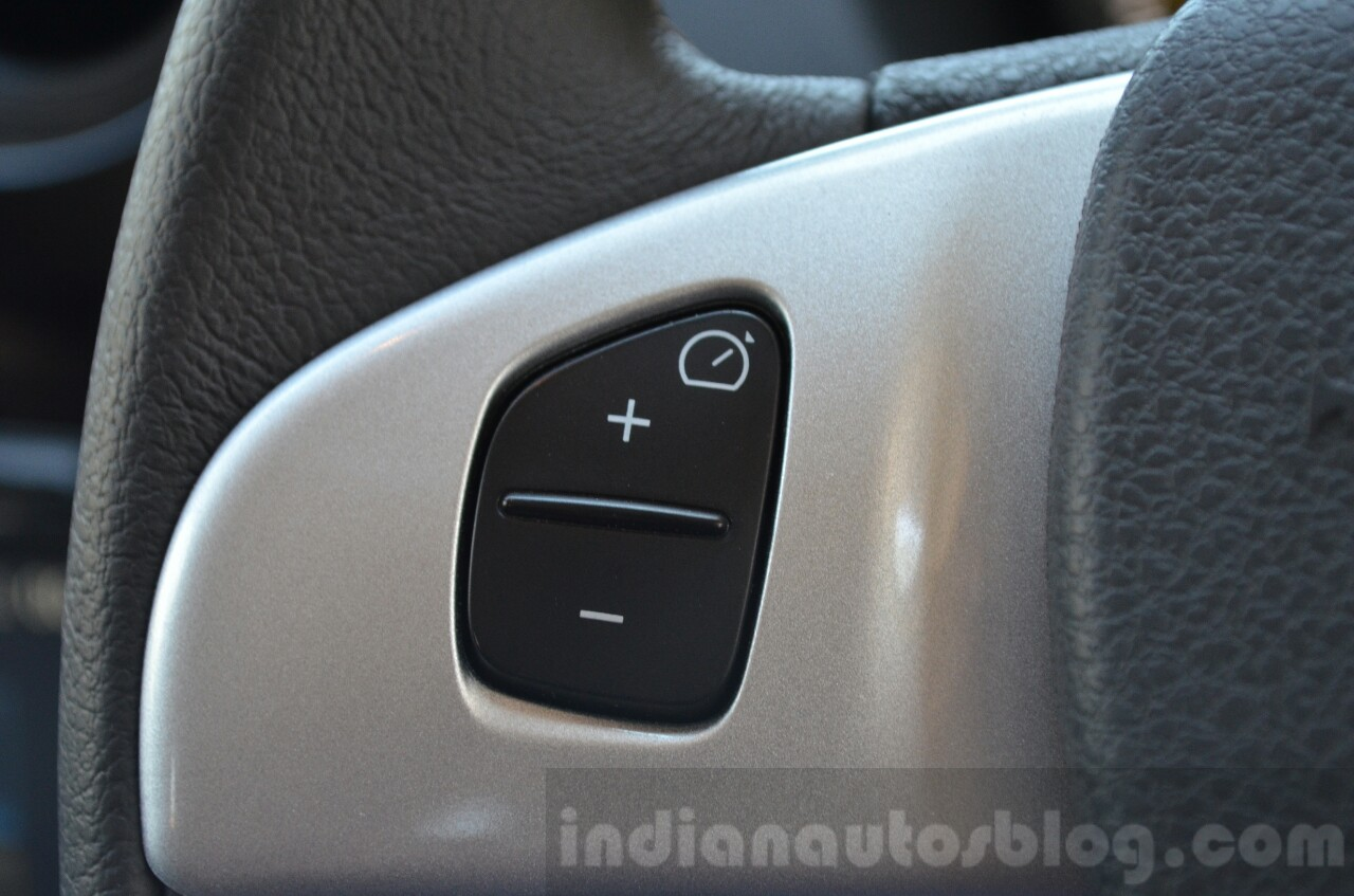 2016 Renault Duster facelift AMT cruise control Review