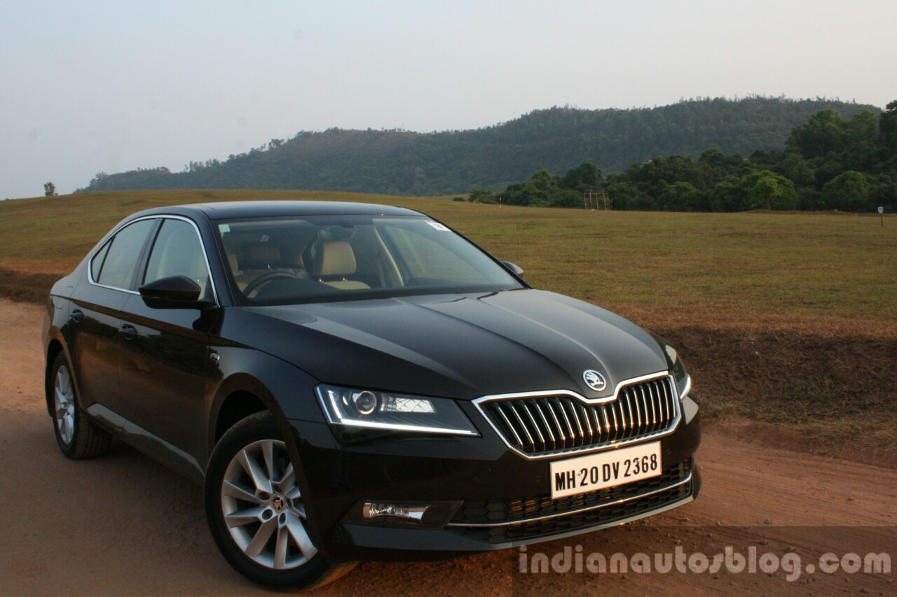 Skoda Superb. Reviews