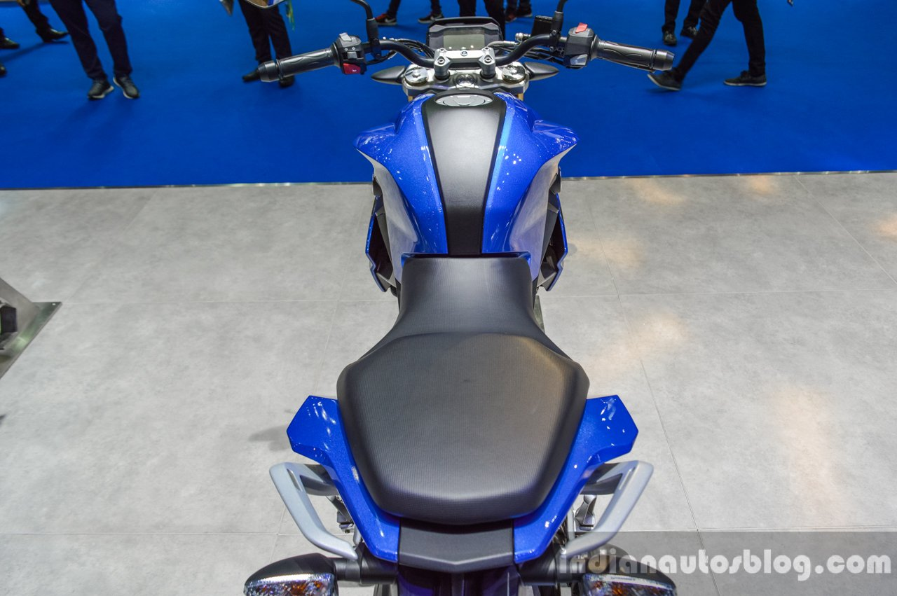 BMW G310R top at 2016 BIMS