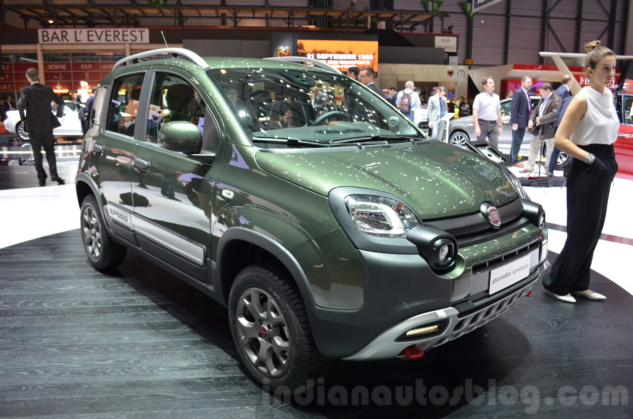 fiat panda 4x4 cross fiat kung fu panda geneva live. Black Bedroom Furniture Sets. Home Design Ideas
