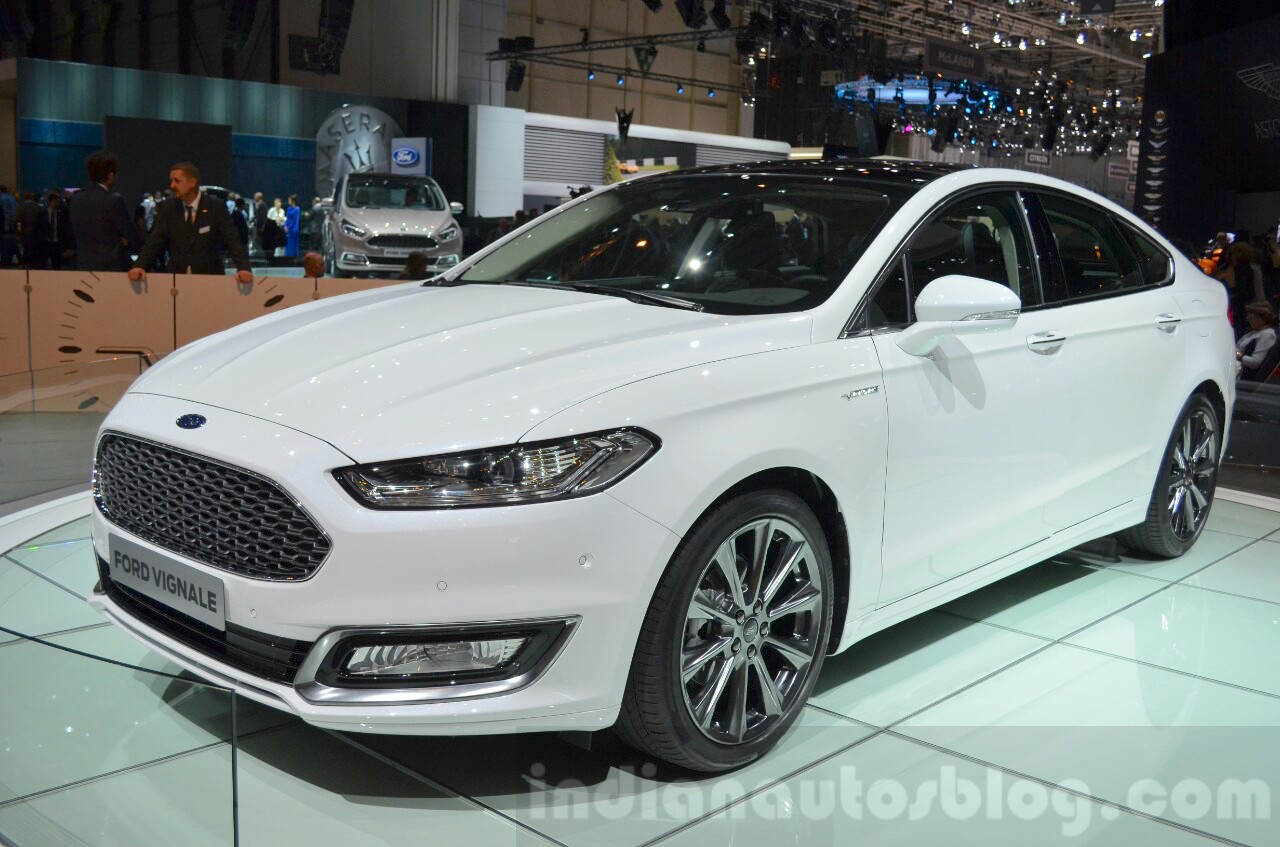 ford edge vignale ford mondeo vignale geneva live. Black Bedroom Furniture Sets. Home Design Ideas