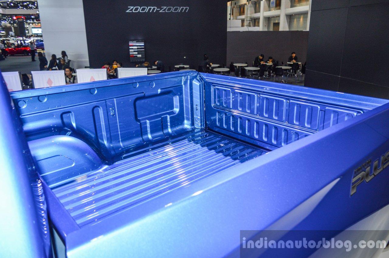 Mitsubishi Triton Limited Edition loading area at 2016 BIMS