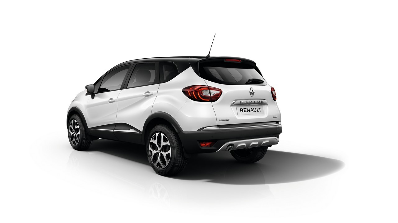 Renault Kaptur Officially Revealed As 5 Seat Crossover