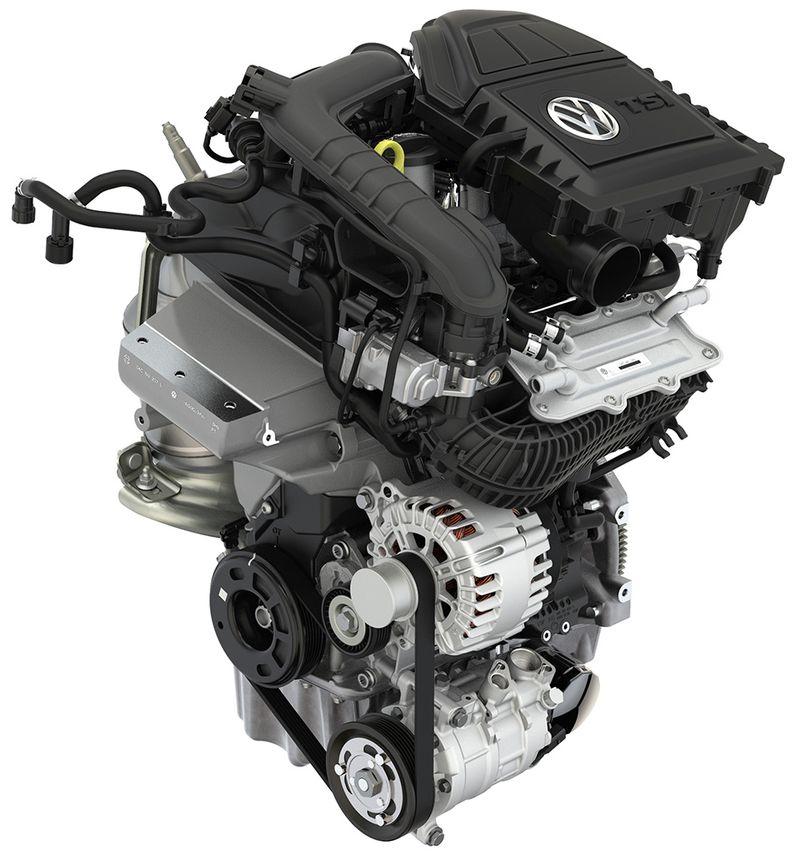 Volkswagen 1.0-litre TSI BlueMotion engine